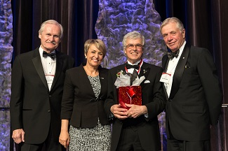 Michel Bergeron inducted into Canadian Medical Hall of Fame
