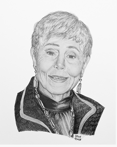 Portrait of May Cohen MD