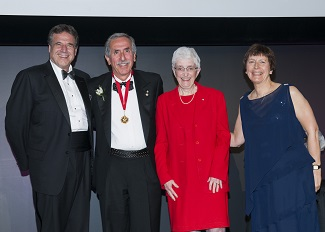 Alan Bernstein Inducted into CMHF