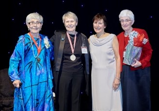 Photo of May Cohen at Induction