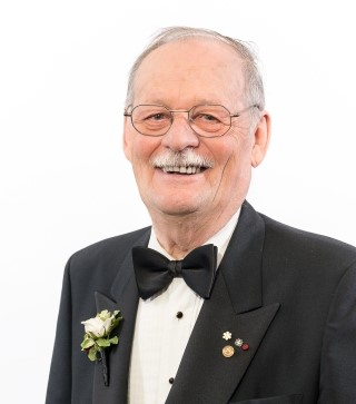 Photo of Michel Chretien at Induction