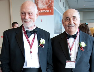 Dr. Bienenstock and Dr. Aguayo