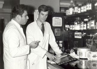 Dr. Phil Gold and Dr. Samuel Freedman