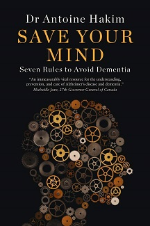 Save Your Mind - a book by Dr. Hakim
