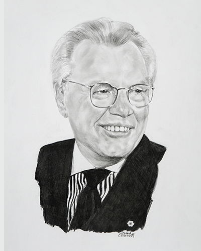 Portrait of Dr. Cal Stiller