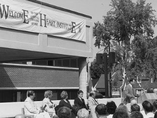 OHI opening in 1976