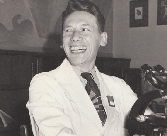 Picture of Charles P. Leblond, MD