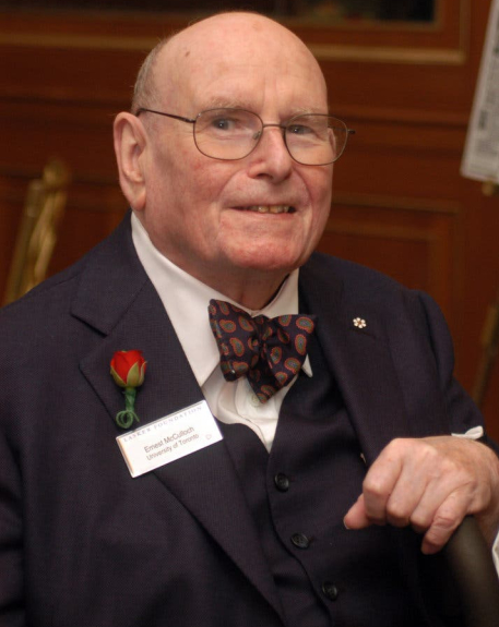 Picture of Ernest McCulloch