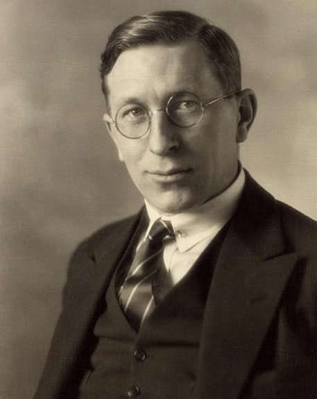 Picture of Sir Frederick Banting, MD