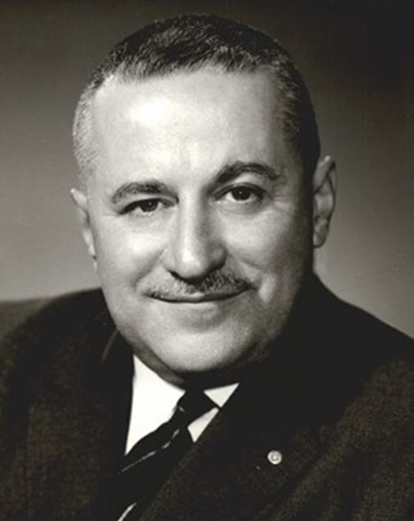 Picture of Gustave Gingras, MD