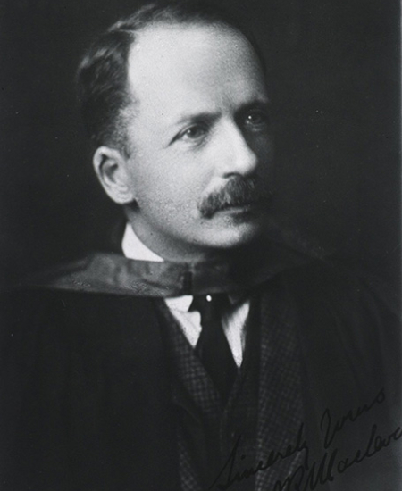 Picture of J.J.R. Macleod