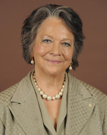 Picture of Judith Hall