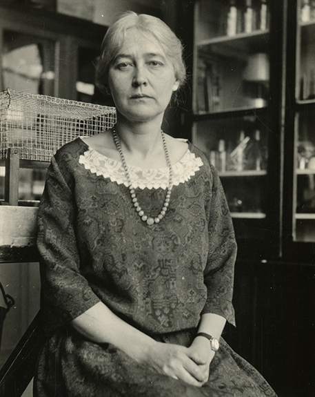 Picture of Maud L. Menten, MD