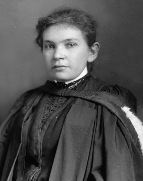 Picture of Maude Abbott, MD