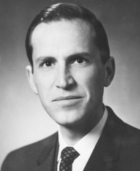 Picture of J. Maurice LeClair