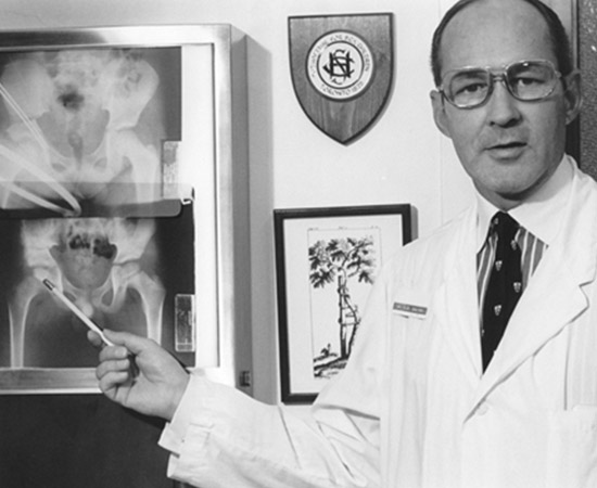 Picture of Robert Salter, MD