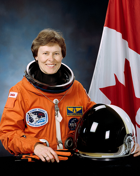 Picture of Roberta Bondar, MD PhD