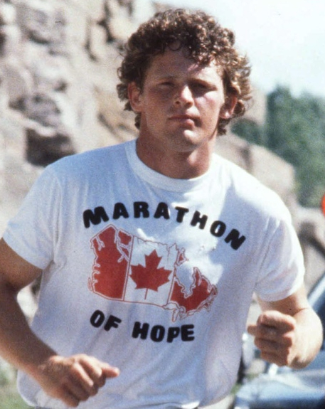 Picture of Terry Fox