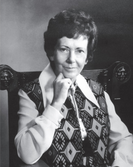 Picture of M. Vera Peters