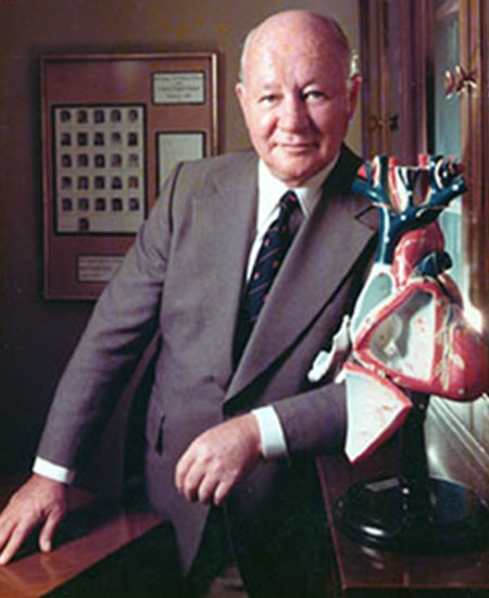 Picture of William T. Mustard, MD