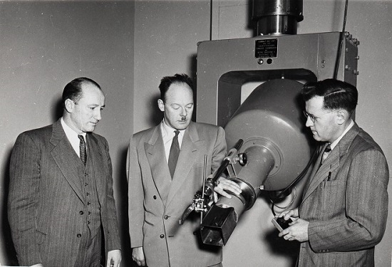 Harold Johns and the Cobalt-60
