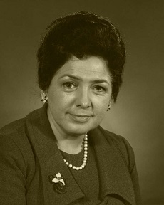 Dr. Bette M. Stephenson, MPP from 1975-87