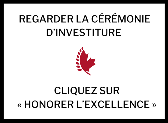 Honorer l'excellence