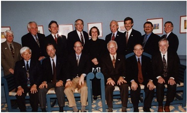 Dr. Simons - President of the AAAAI in 2005