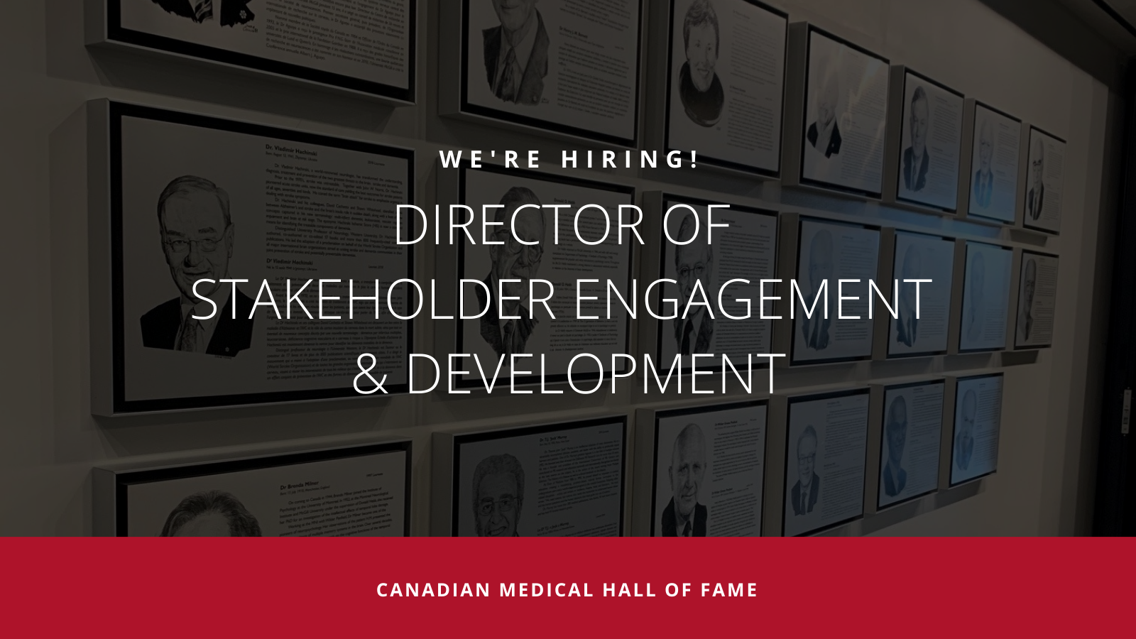 Director of Stakeholder Engagement and Development