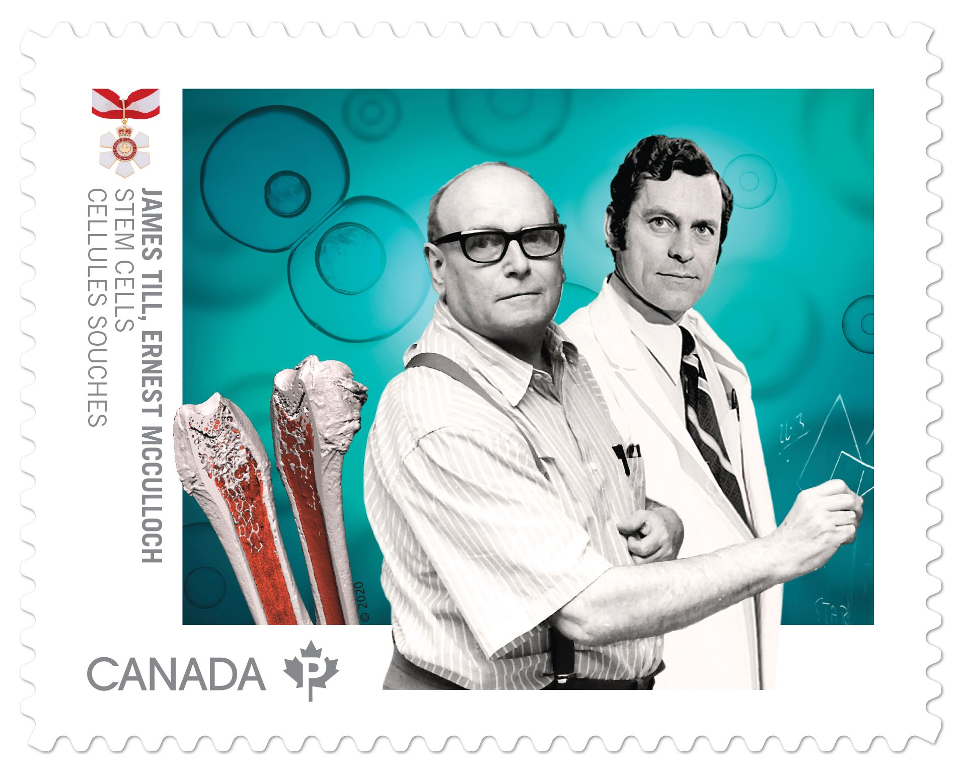 Till and McCulloch stamp